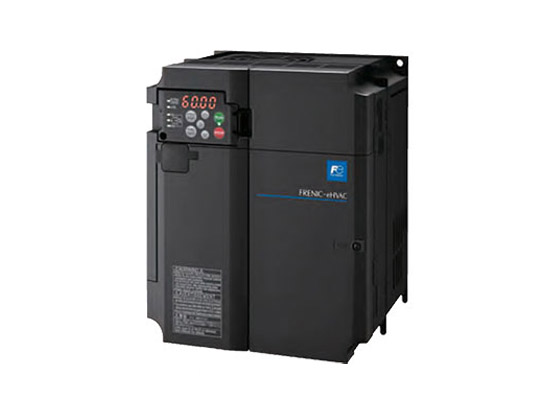 Fuji Electric Frenic-eHVAC AC Drives - Distributor Yaskawa