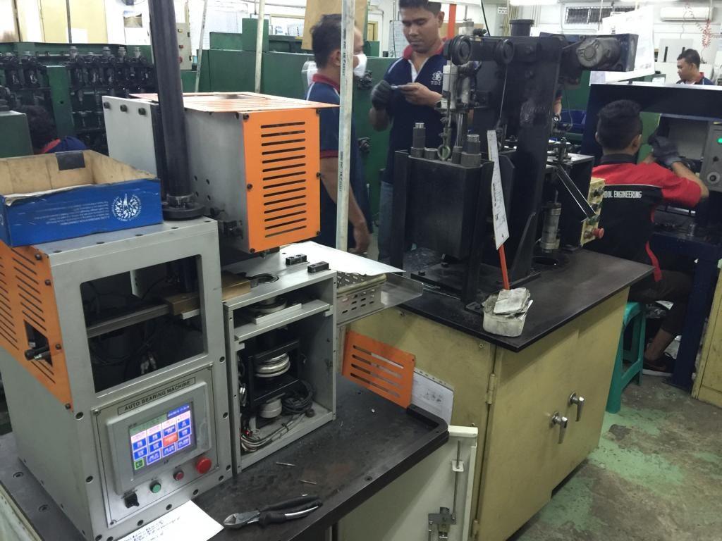 Renewal Servo LS To Yaskawa Sigma V On Dais Machine - Distributor